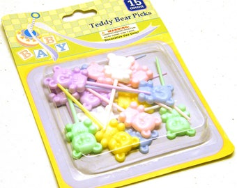 Teddy Bear Picks for Baby Showers Births
