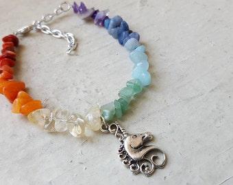 Rainbow Unicorn Bracelet