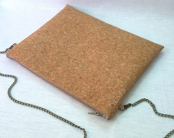 ZIP CLUCH BAG