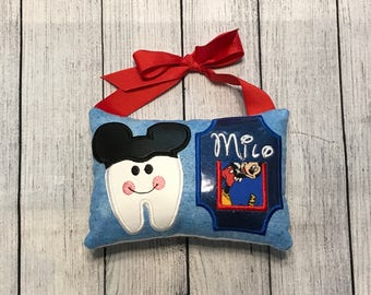 Mouse Tooth Fairy Pillows