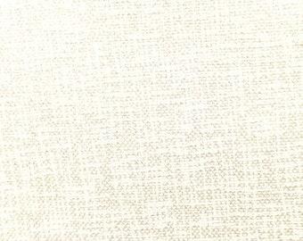 EXTRA 20 30% OFF Riley Blake Designs Hashtag Small White on White