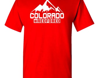 Co Rocky Mountains #REDFORED