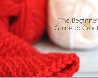 Crochet Guide,The beginners guide to crochet,Crocheting Instructions,Digital Tutorials,Crochet Collection,Crochet Learning,Crochet Patterns