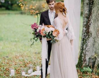 Tulle Skirt , Wedding dress, Wedding Skirt, Wedding dress, Bridal skirt, Bridal dress, Wedding dress, Tulle wedding dress, Bridal gown