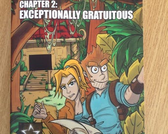 Unchronicled Issue #2: Exceptionally Gratuitous