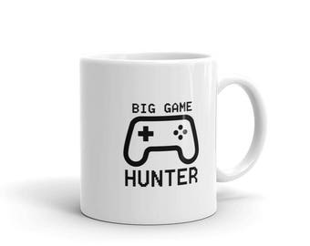 Big Game Hunter Funny Coffee Mug