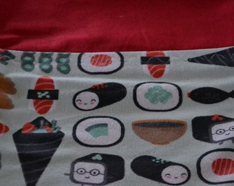 Sushi Roll Pillowcase