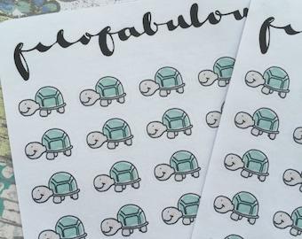 EmJoSa The Tortoise Planner Stickers