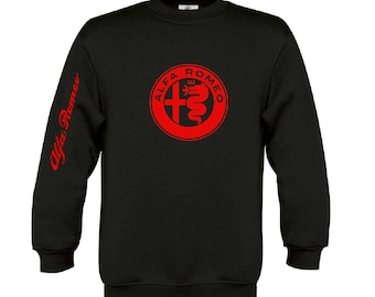 Alfa Romeo sweatshirt best quality Free Shipping