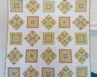 Spring Quilt- Table topper- AVAILABLE NOW!