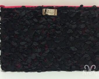RivAgo clutch in black