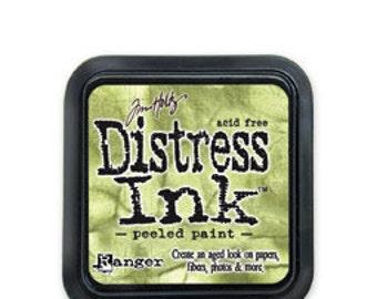 Tim Holtz Distress Ink-Peeled Paint