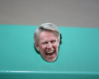 Gary Busey Ring Celebrity Jewelry