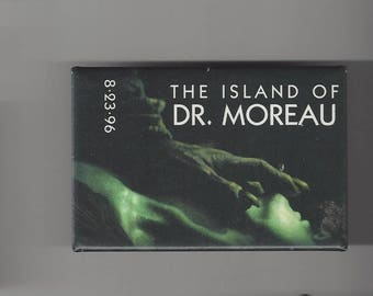 Island of Dr Moreau Pinback Button