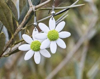 Daisies - earrings