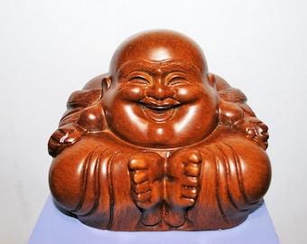3D Silicone Mold - Silicone Buddha Mold - smiling Buddha mold - Chinese Buddha - homemade mold - silicone candle soap mold
