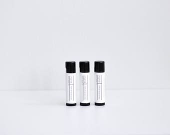 Original Lip Balm || All natural lip balm unflavored chapstick natural beauty products lip gloss