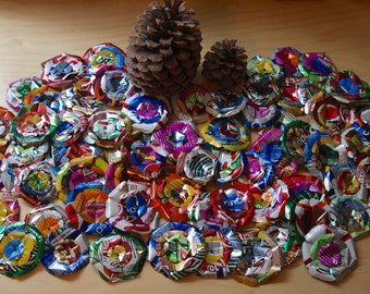 Up-cycled Pop Can Flower Art