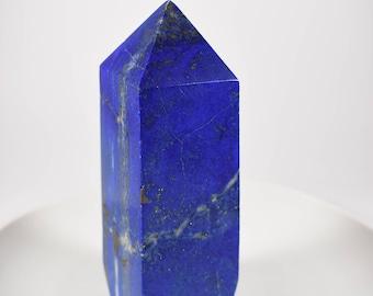 Afghan Lapis Lazuli Obelisk towers scuplture high grade AAA natural beauty decorative
