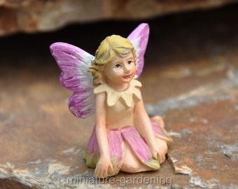 Tiny Fairy Petal for Miniature Garden, Fairy Garden