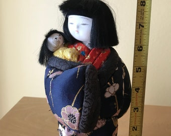 HANDMADE JAPANESE DOLL