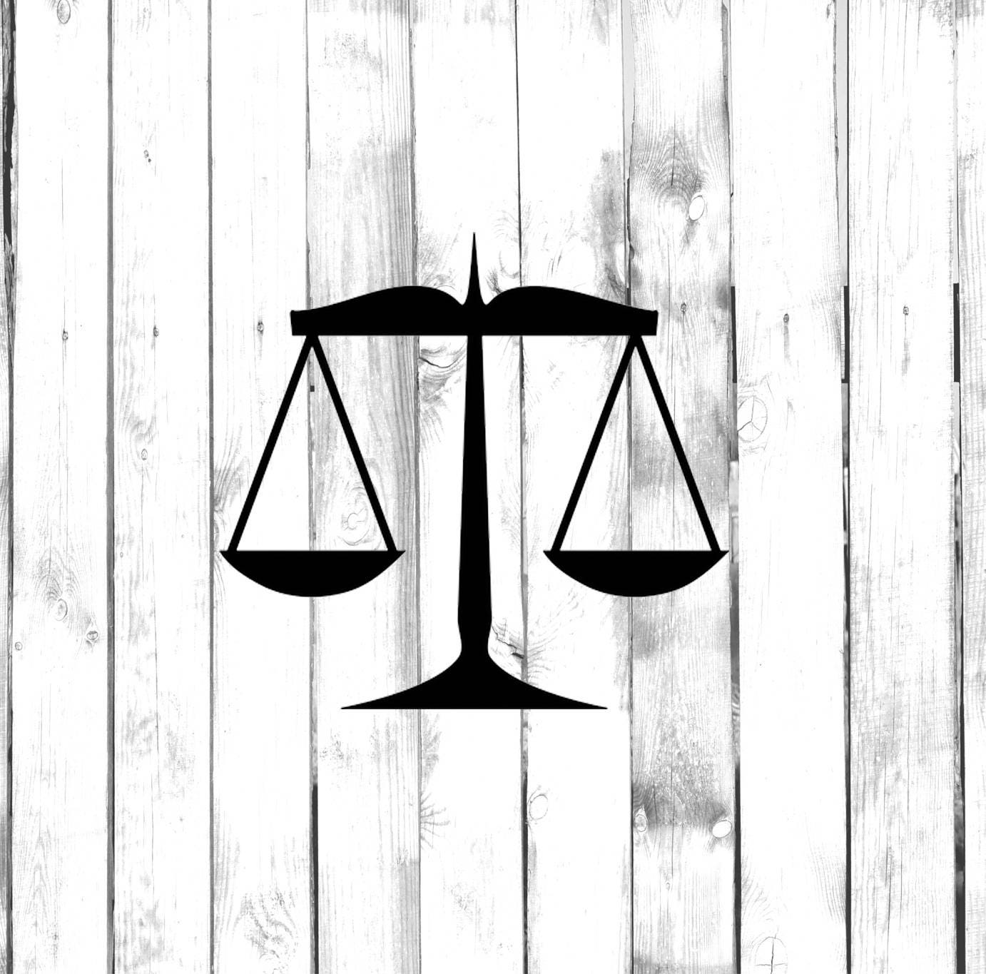 justice scale symbol car  truck  home  laptop  computer  phone