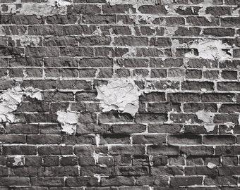 Brick and Mortar - 25x25 Museum Quality Print - 1/12 Series