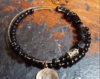 Custom charm bracelet