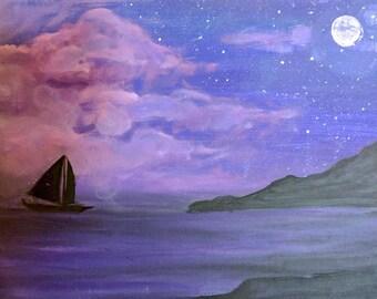 Dream Landscape Print