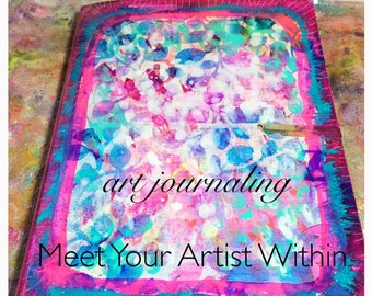 Art Workshop ~ Meet Your Artist Within (In-person)