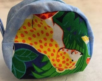 Jungle Animal Coin Purse