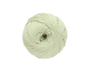 Cotton knit or crochet n ° 79 Linden Natura