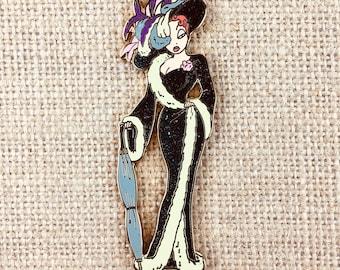 Disney Mae West My Litlel Chickadee Jessica Rabbit Hollywood Limited Edition 100 Pin
