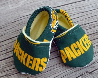 Baby shoes Packers Green Bay