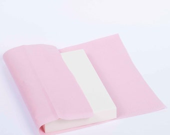 Sponge for flower making, hard, 150х100х20mm with cotton save sheet