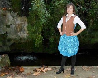Inspiration - butterflies - Lolita skirt handmade