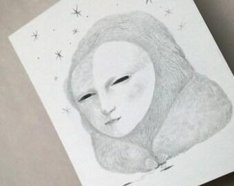 Original drawing • thread