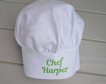 Wonderful Chef hat | Etsy UN36