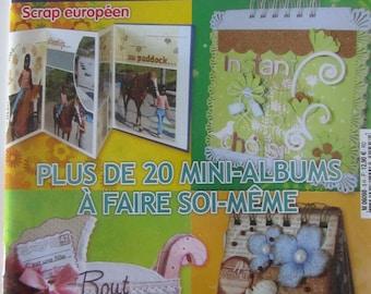 "Magazine ""Passion scrapbooking - Special mini - version 2"""