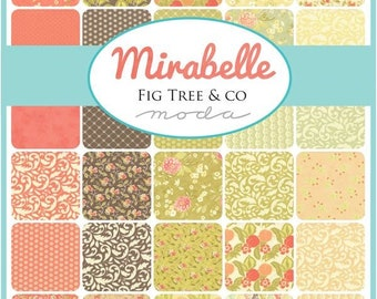 Mirabelle Layer Cake by Fig Tree and Co for Moda