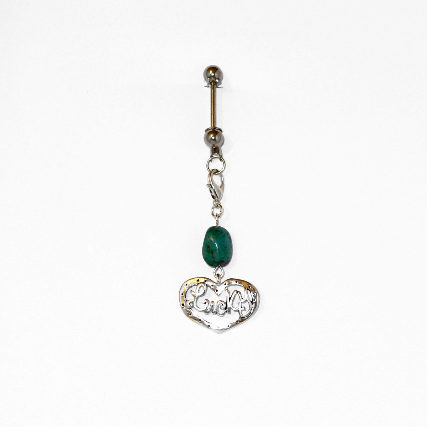Nonpiercing or VCH Vertical Clit Hood Piercing Jewelry