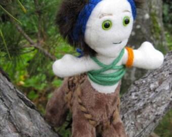 Forest Centaur - Handmade Plush