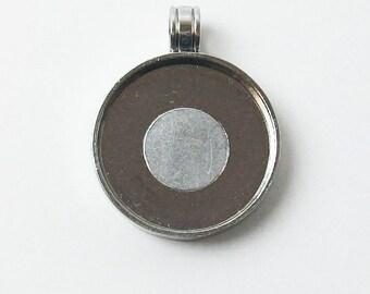 Magnabilities etsy magnetic pendant tray 1 blank aloadofball Images