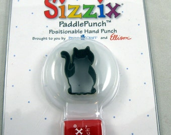 Sizzix Paddle Punch Cat 38-0856