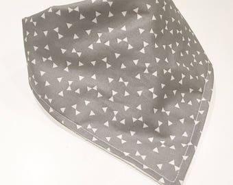 SALE Grey Triangle