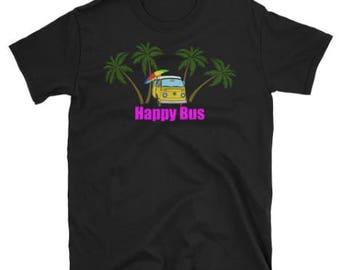 Happy Bus T-Shirt