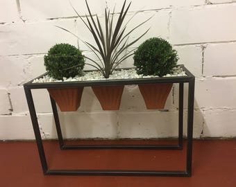 Flower pot , bespoke and unique