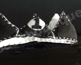 1st Birthday Crown Other Colour Themes Available