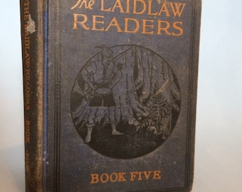 The Laidlaw Readers Book Five