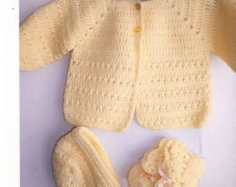 infants sweater set